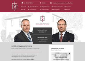 anwaltskanzlei-ebert-singer.de