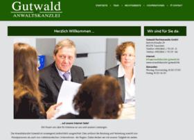 anwaltskanzlei-gutwald.de