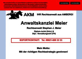 anwaltskanzlei-meier.de
