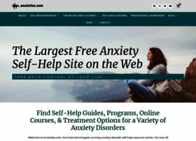anxieties.com