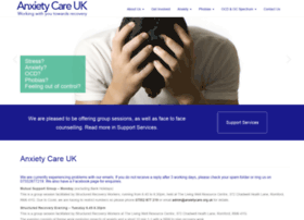 anxietycare.org.uk