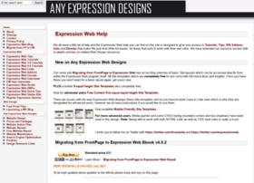 any-expression.com
