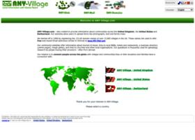 any-village.com