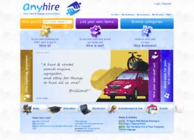 anyhire.com