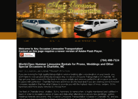 anyoccasionlimo.net