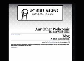 Anyotherwebcomic.thecomicseries.com
