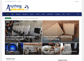 anythingarticles.com