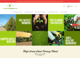 anythinggreen.com