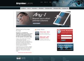 anyvieweurope.co.uk