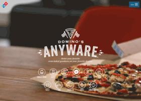 anyware.dominos.com