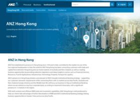 anz.com.hk