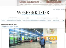 anzeigen.weser-kurier.de