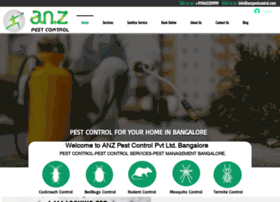 anzpestcontrol.com