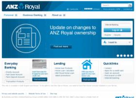 anzroyal.com