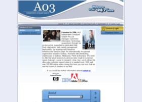 ao3.com.au