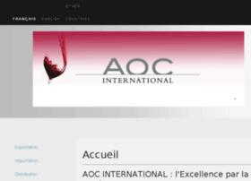 aoc-international.fr