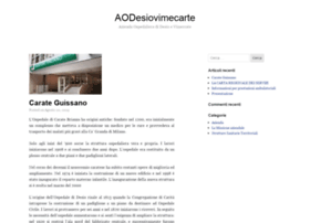 aodesiovimercate.it