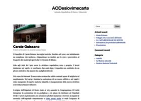aodesiovimercate.it
