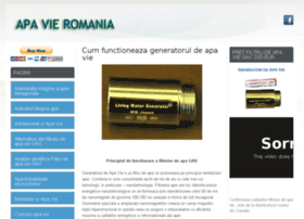 apa-vie-romania.com