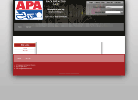 apaapparel.americommerce.com
