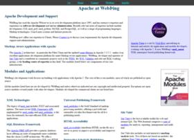 apache.webthing.com