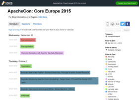 apacheconcore2015.sched.org