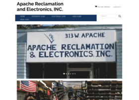 apachereclamationandelectronics.com
