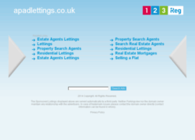 apadlettings.co.uk