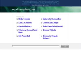 apalltemples.com