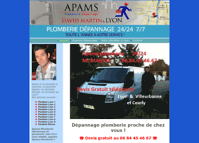 apams-plomberie.fr