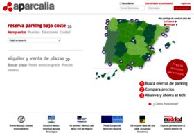 aparcalia.com