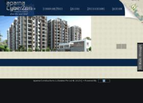 aparnacyberzon.bhunidhi.com
