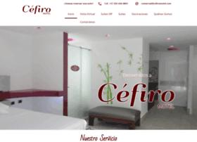 apartahotelcefiro.com