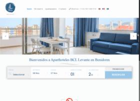 apartamentos-levante.com