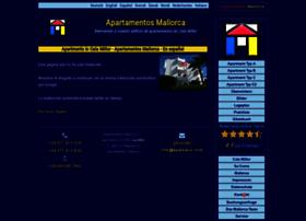 apartamentos-mallorca.es