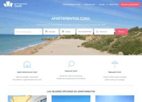 apartamentosconil.es