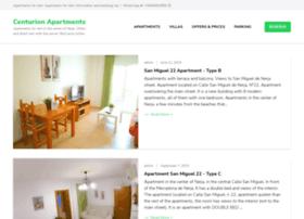 apartamentosennerja.com