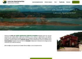 apartamentoslucas.com