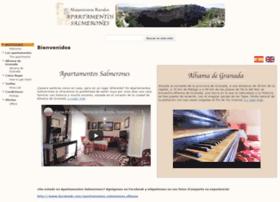 apartamentossalmerones.es
