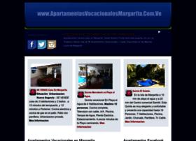 apartamentosvacacionalesmargarita.com.ve