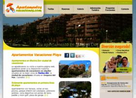 apartamentosvacaciones.com