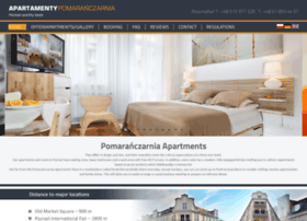 apartamenty-pomaranczarnia.pl