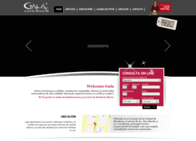 aparthotelgala.com