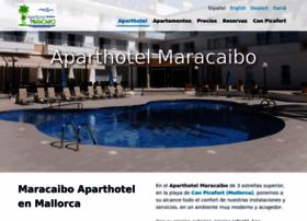 aparthotelmaracaibo.com