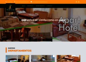aparthotelmonteverde.com