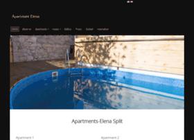 apartmani-elena.com