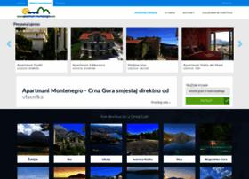 apartmani-montenegro.com