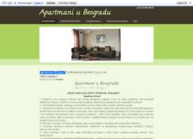 apartmaniubeogradu.weebly.com