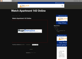 apartment-143-full-movie.blogspot.no