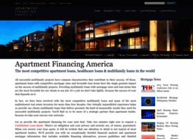 apartmentfinancingamerica.com